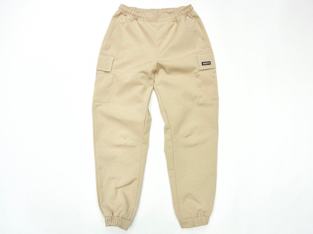НПОГП брюки Габарит карго (бежевый рип-стоп )