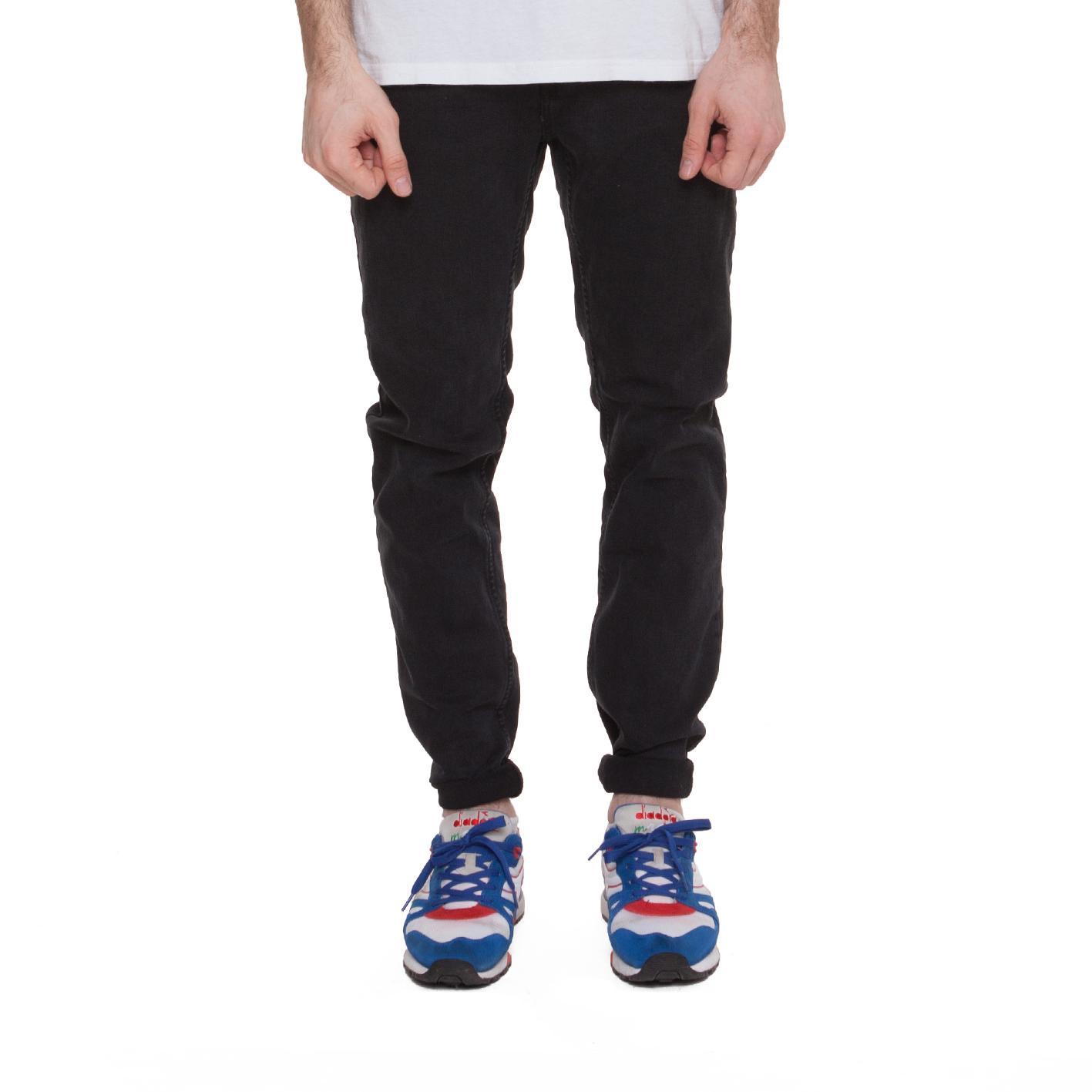 Джинсы НИИ Slim Flex (Черный (Black)