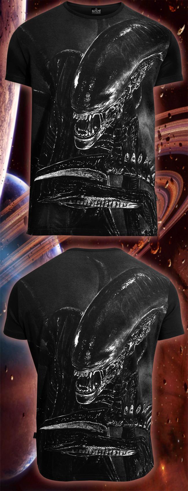 Футболка Alien 2 14-1632