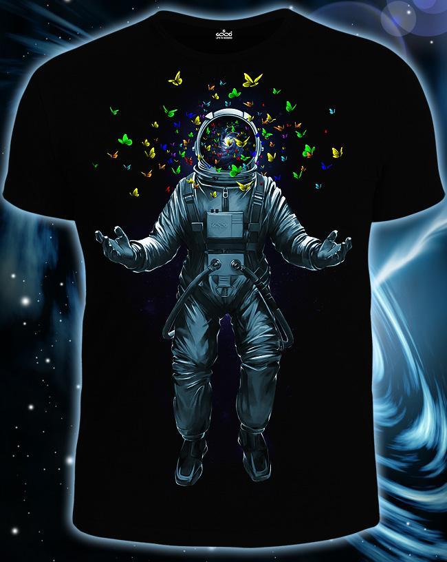 Футболка SPACE INSIDE 14-1689