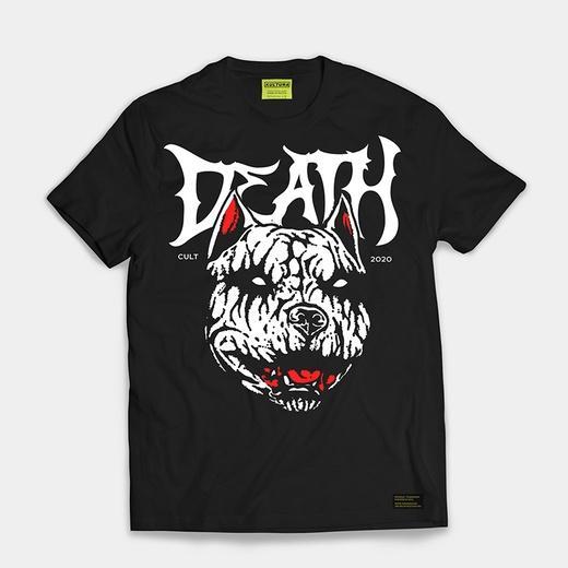 Футболка КУЛЬТУРА Death, черный