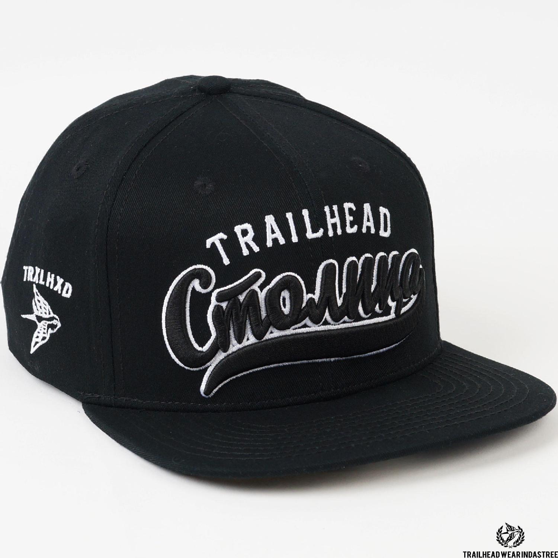 Кепка TRAILHEAD CC -STOLI BK