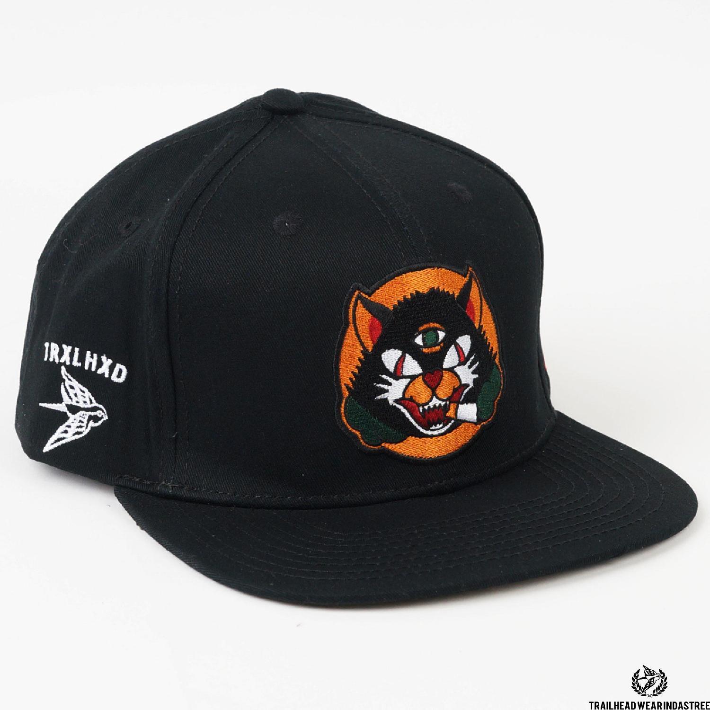Кепка TRAILHEAD  CC -CAT BK