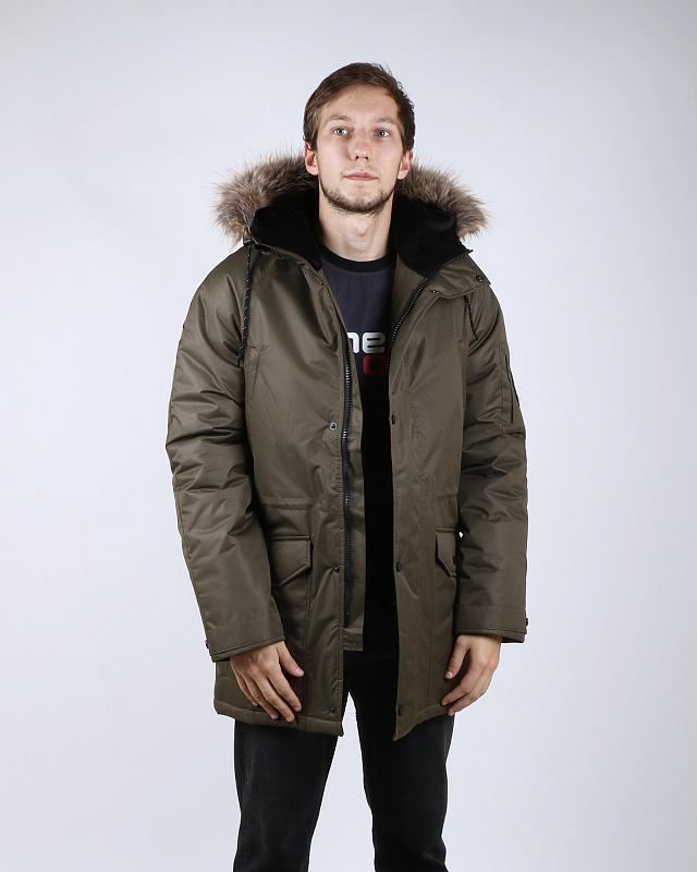 Куртка Anteater Alaska-haki