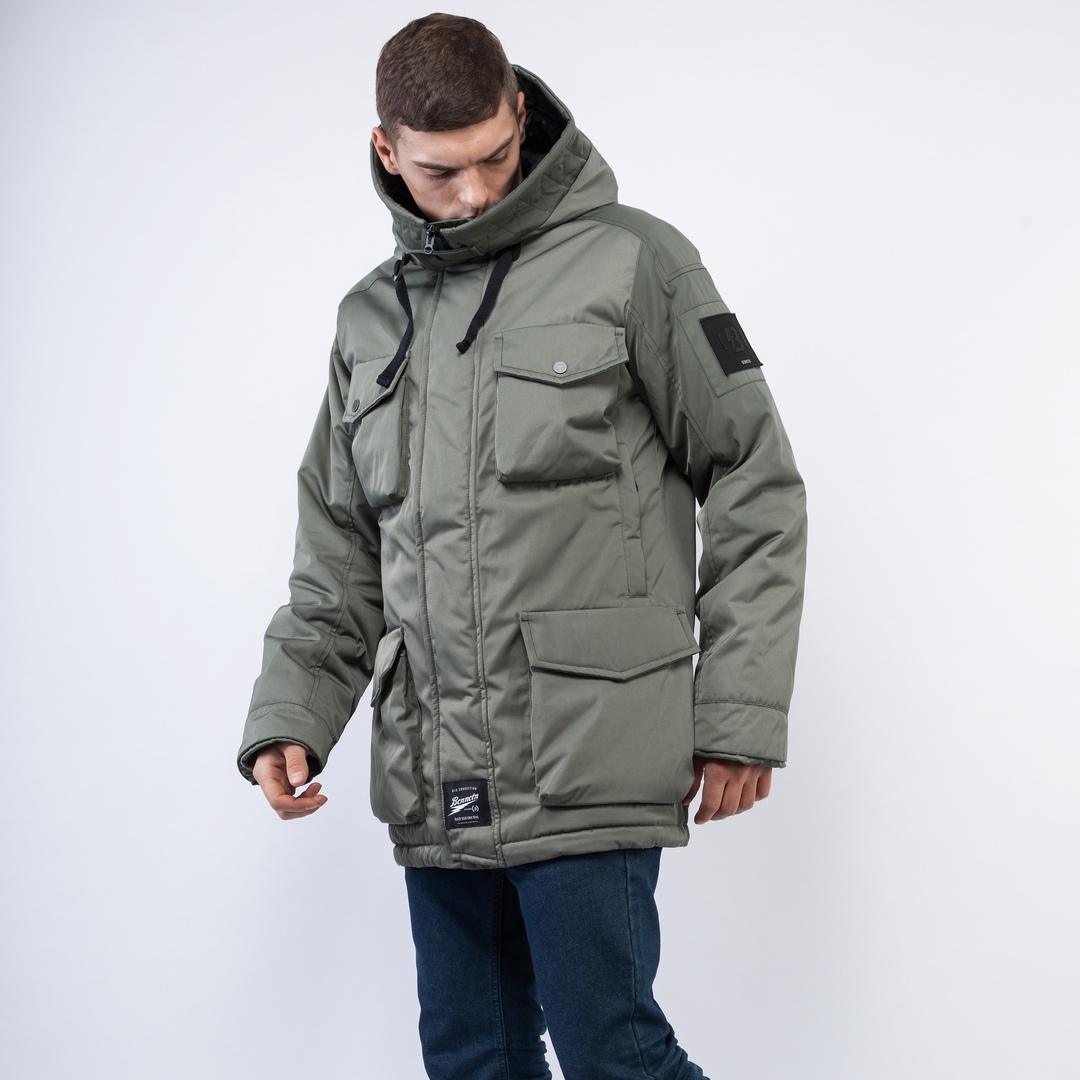 Куртка мужская Bio_Connection 603 хаки
