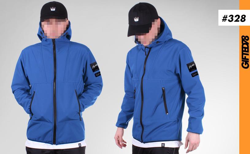 Куртка GIFTED SS19/328 синий