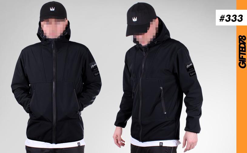 Куртка GIFTED SS19/333 черный
