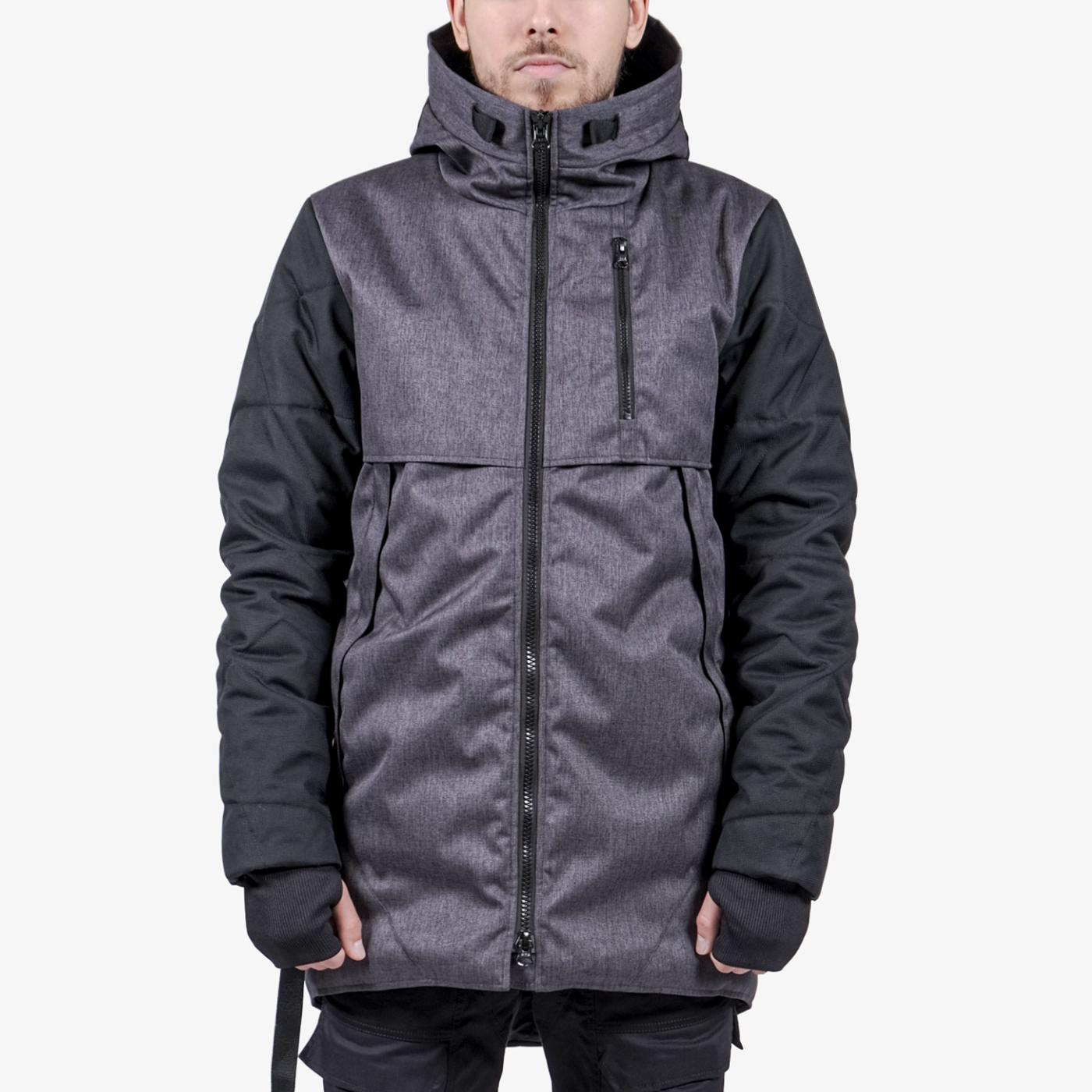 Куртка ID0510-2 серый
