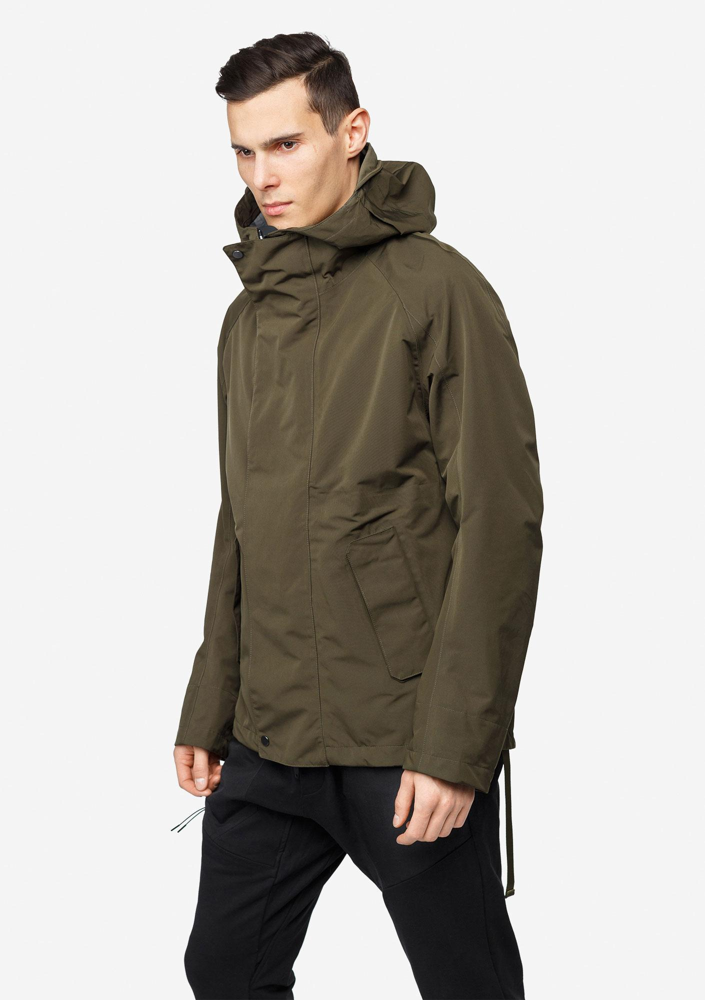 Штормовая куртка KRAKATAU Q137/2 CURIUM