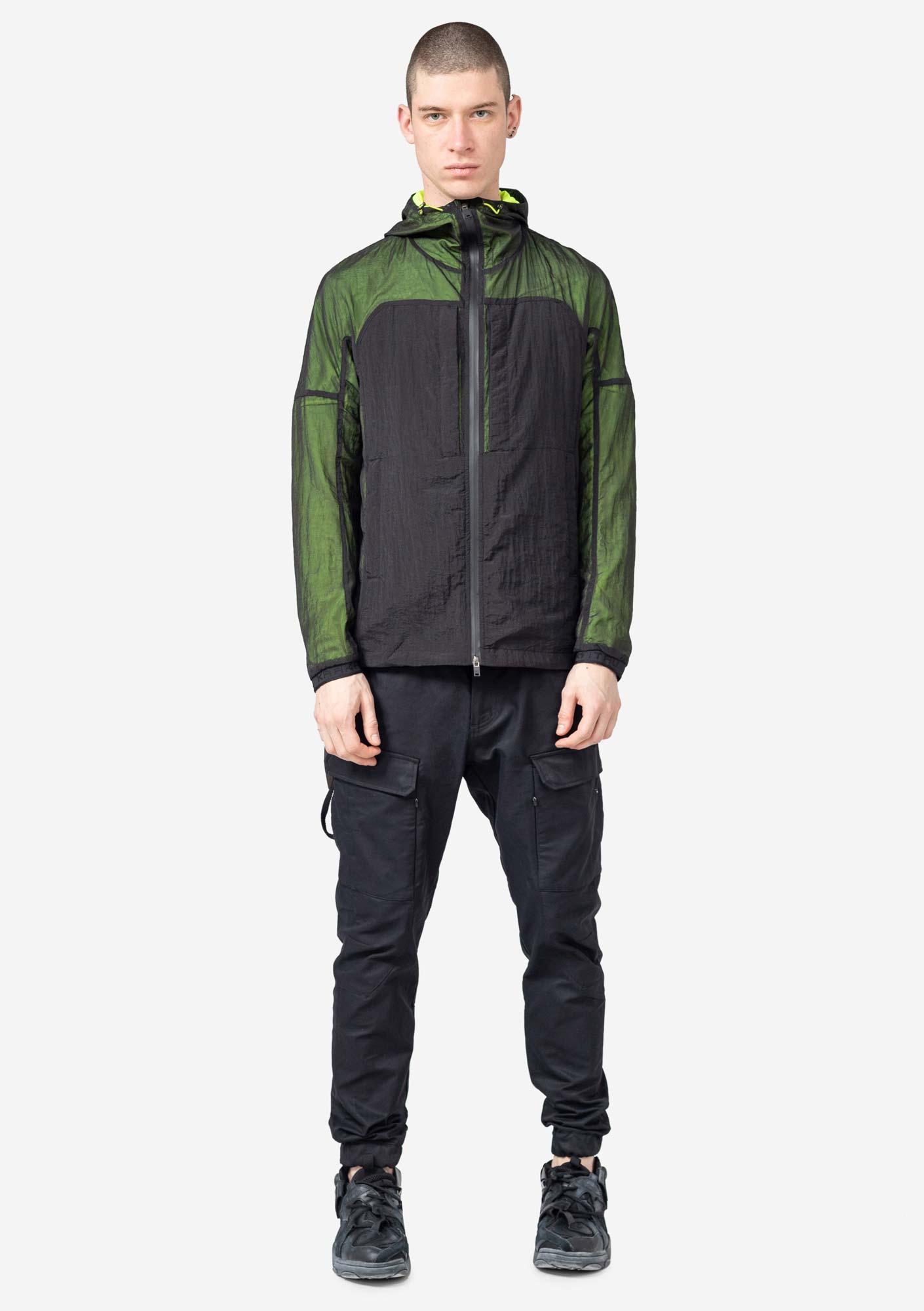 Полупрозрачная куртка  KRAKATAU F46/19