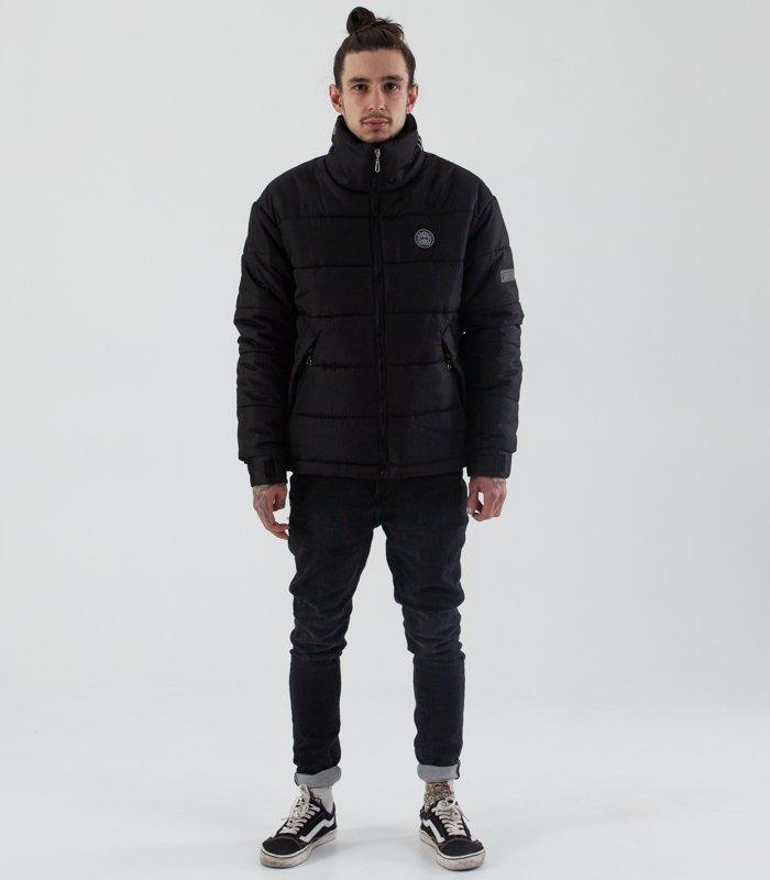 Куртка MEDOOZA Puffer (черный)