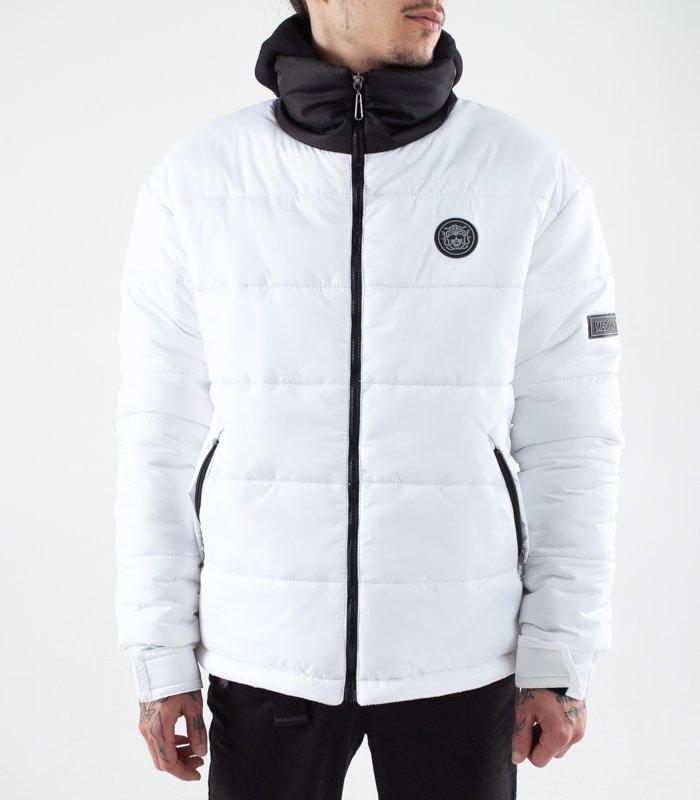 Куртка MEDOOZA puffer (белый)