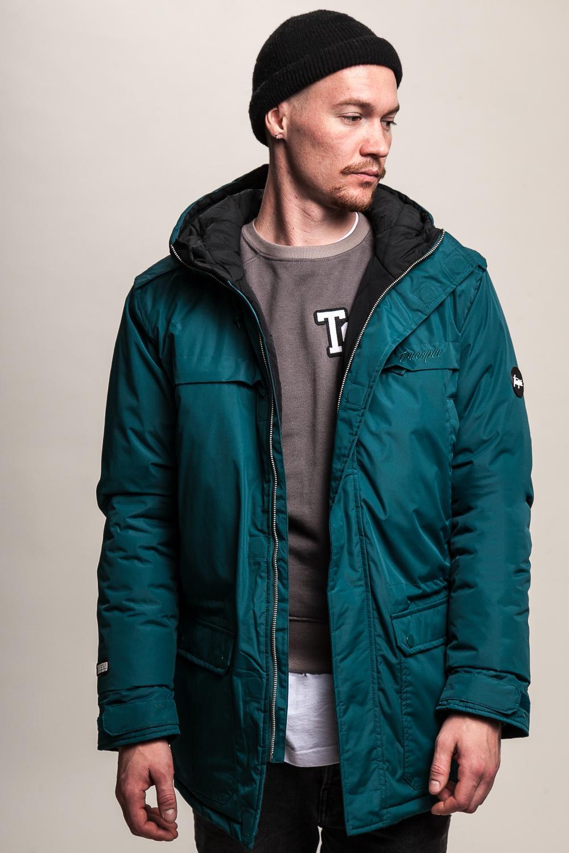 Куртка TRUESPIN New Fishtail (Зеленый (Green)