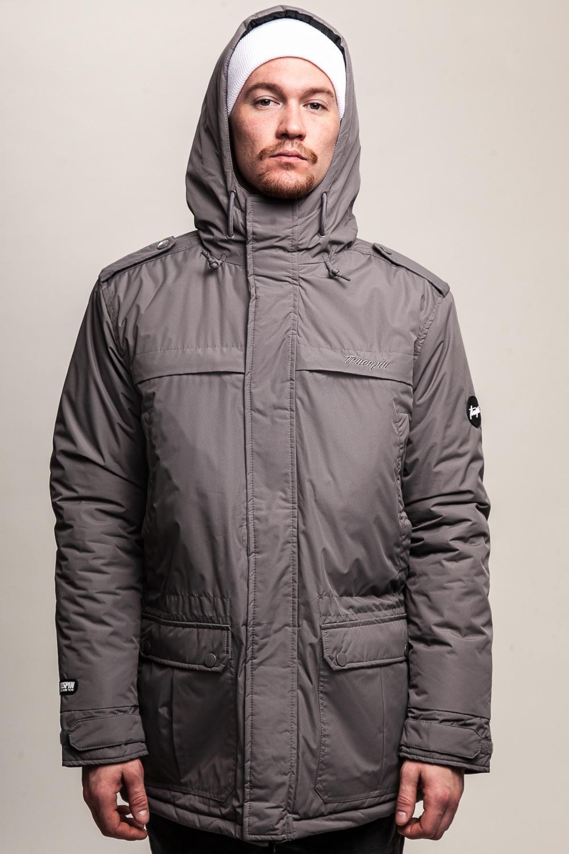 Куртка TRUESPIN New Fishtail (Серый (Grey)