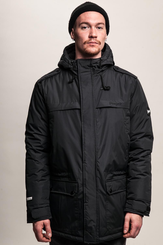 Куртка TRUESPIN New Fishtail (Черный (Black)