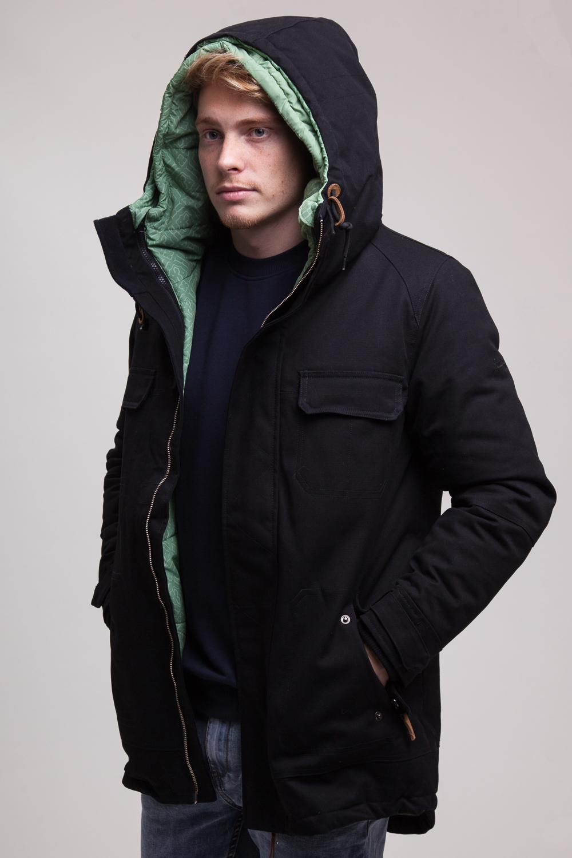Куртка ЗАПОРОЖЕЦ Triodin (Черный (Black)