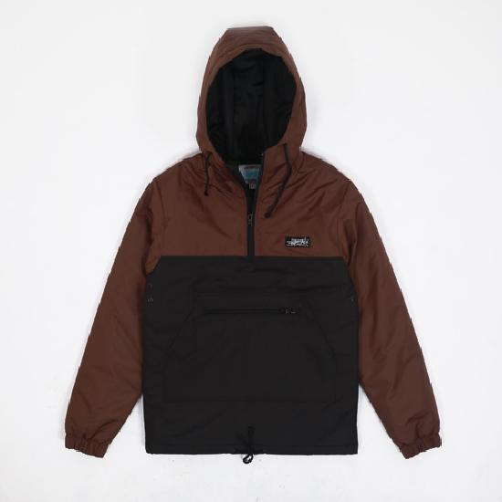 Анорак Anteater long-combo_brown