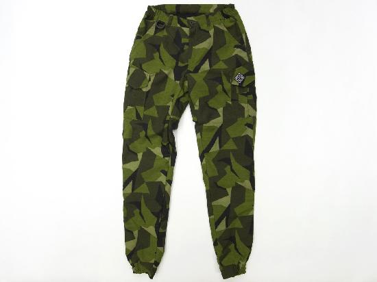 НПОГП брюки НВП Тактик зеленый сплинтер рип-стоп