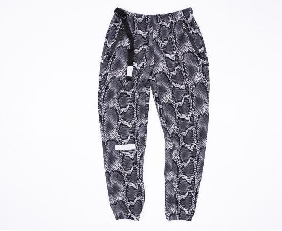 НПОГП тренировочные штаны с мульти поясомТШ М2  (Питон)