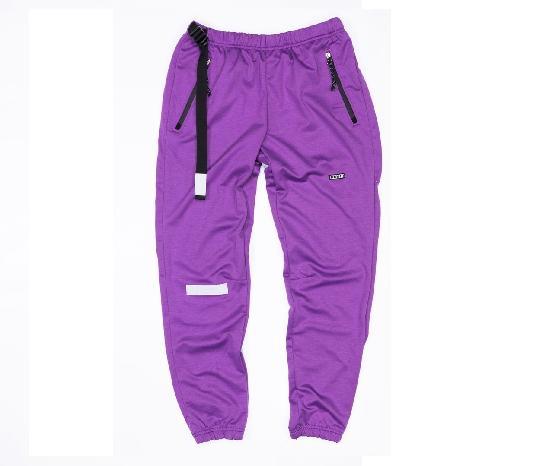 НПОГП тренировочные штаны с мульти поясомТШ М2  (Сирень)