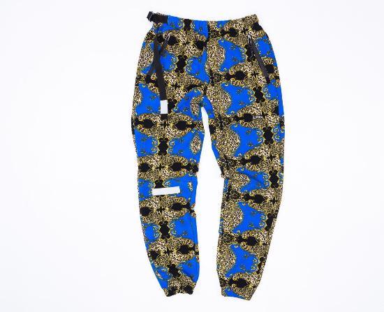 НПОГП тренировочные штаны с мульти поясомТШ М2  (Узоры)