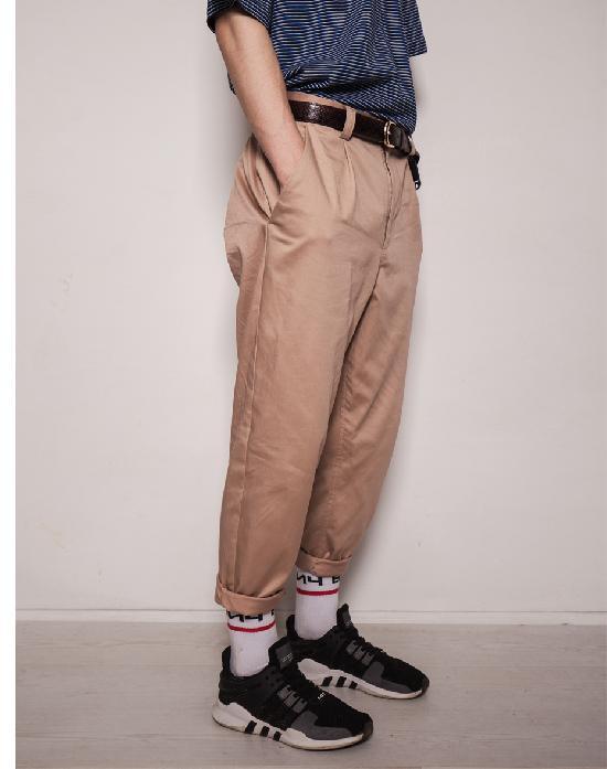 Укороченные брюки БИЧа