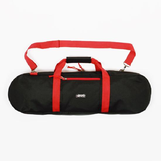 Чехол Anteater skate-bag-black_red