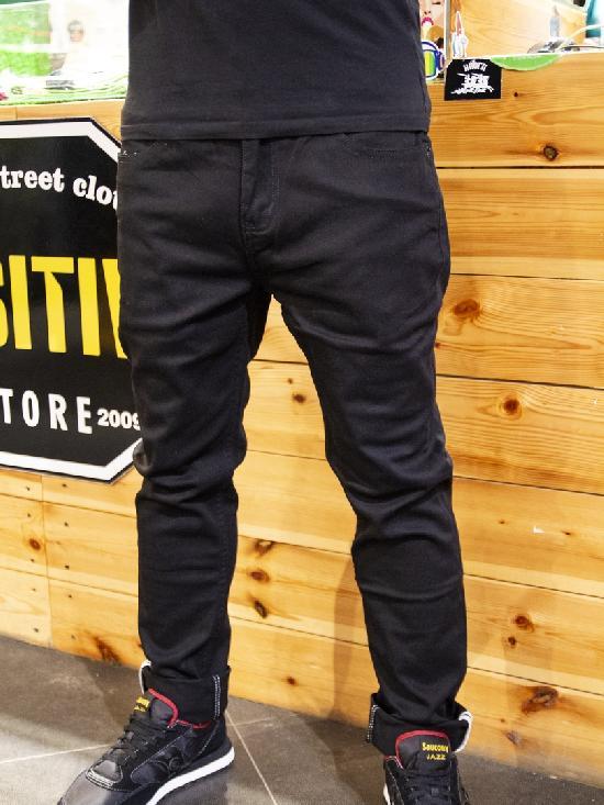НПОГП  джинсы модель 111 черный вареный стоун 14 унций