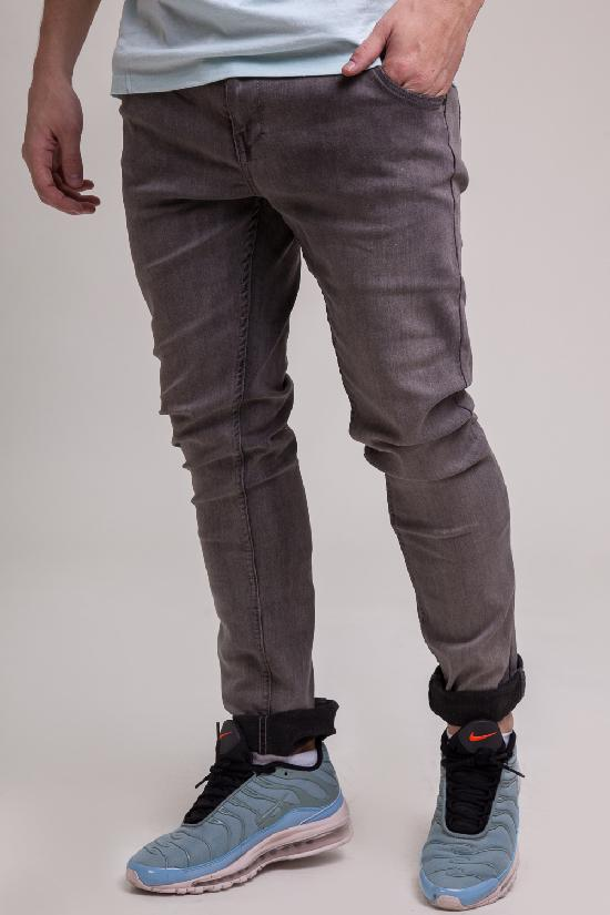 Джинсы SKILLS Slim Flex SS18 (Серый (Grey)