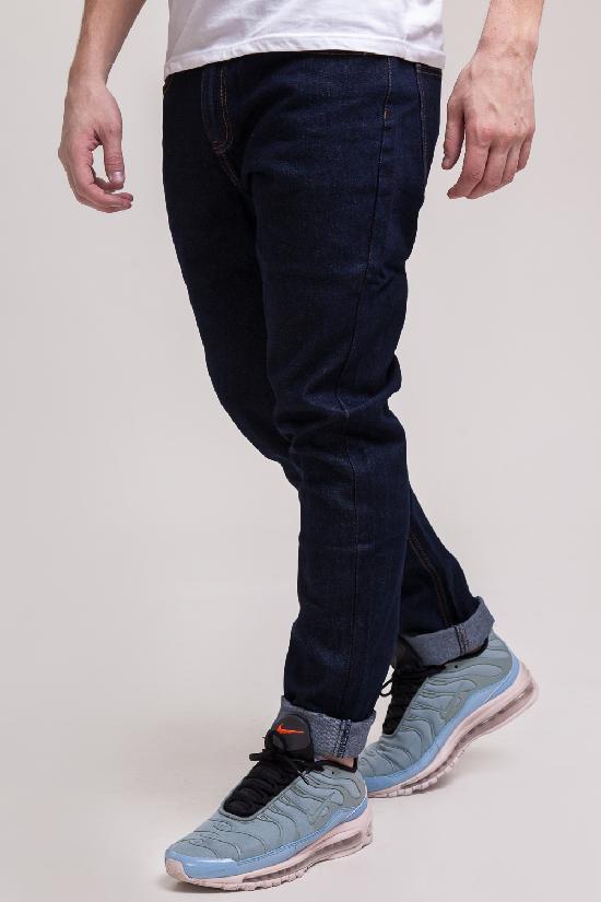 Джинсы ЗАПОРОЖЕЦ Men's Denim Zap Carrot Flex (Raw Blue)