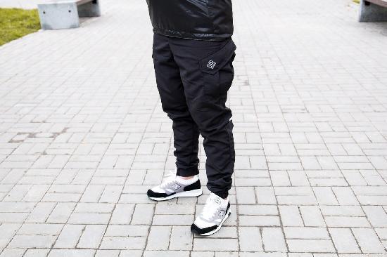 НПОГП брюки НВП Тактик синий рип-стоп