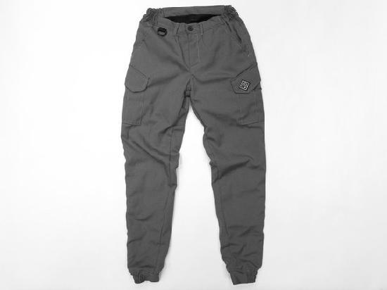 НПОГП брюки НВП Тактик темно-серые лен флис