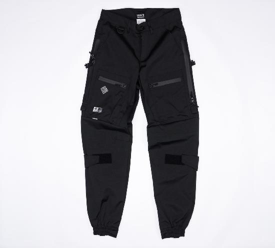 НПОГП брюки НВП Тактик 3 генерация увеличенная ластовица чёрный рип стоп