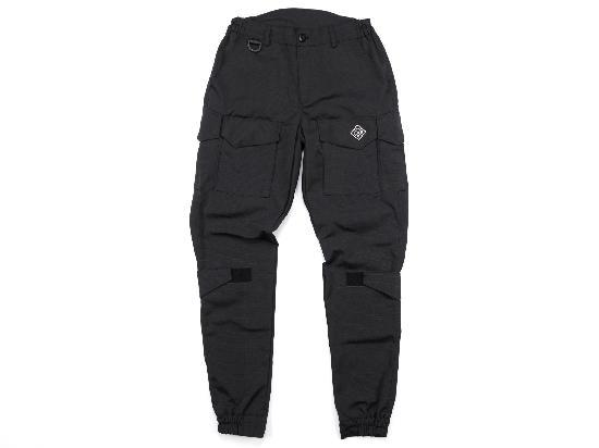 НПОГП брюки НВП Тактик 2 генерация ластовица черный (флис Х/Б)