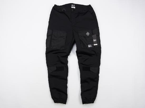 НПОГП брюки НВП Тактик 2 генерация ластовица черный (рип стоп флис)