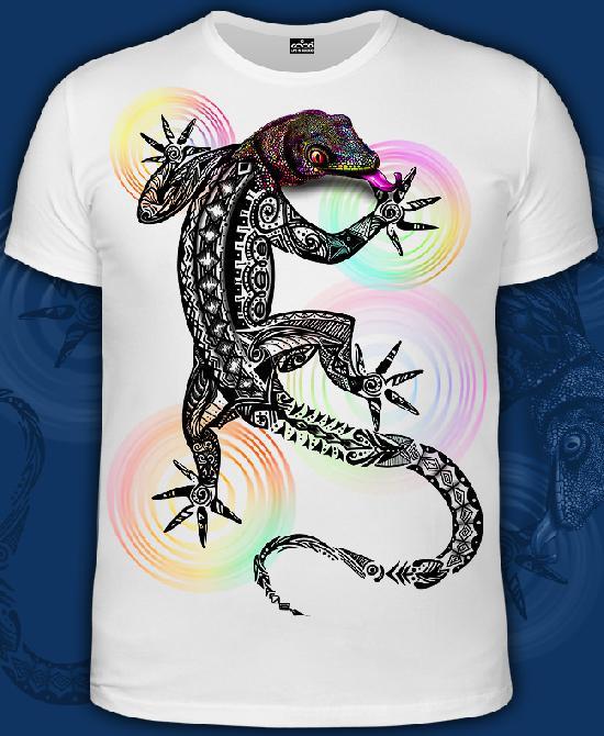 Футболка Good 14-2734 Lizard