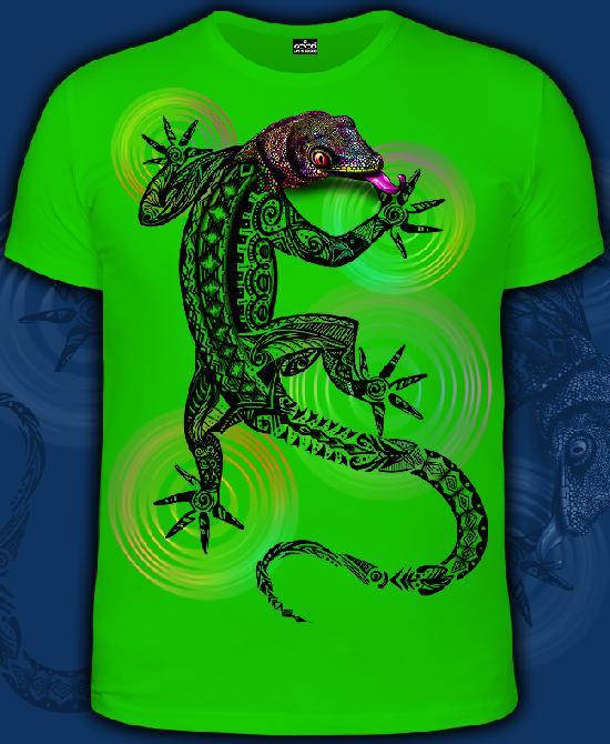 Футболка Good 14-6734 Lizard