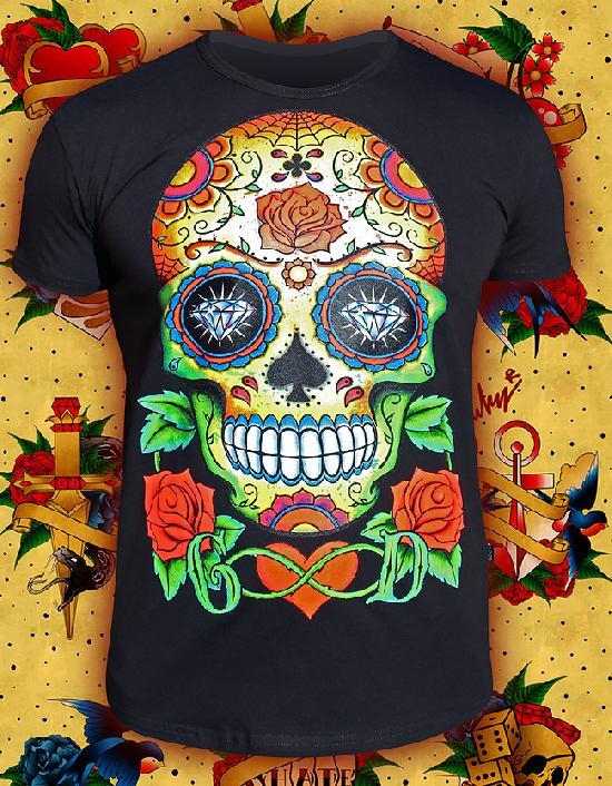 Футболка Good 14-1584 Sugar Skull