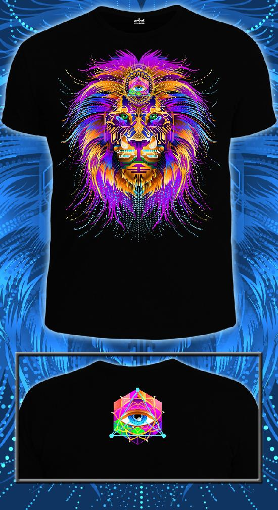 Футболка Good  14-1660 Cyber Lion