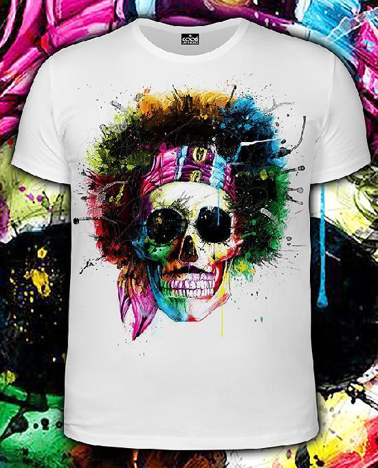 Футболка Good 14-2659 Hippy Skull