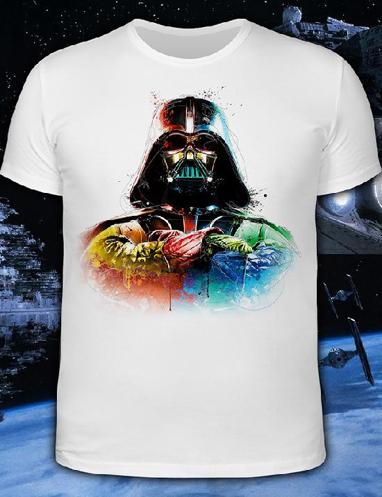 Футболка Good  14-2664 Fluro Darth Vader
