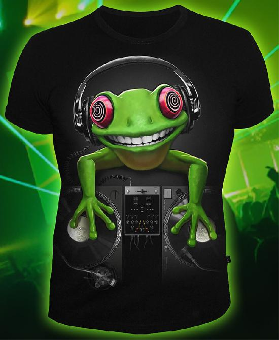Футболка Good 14-1572 Crazy Frog