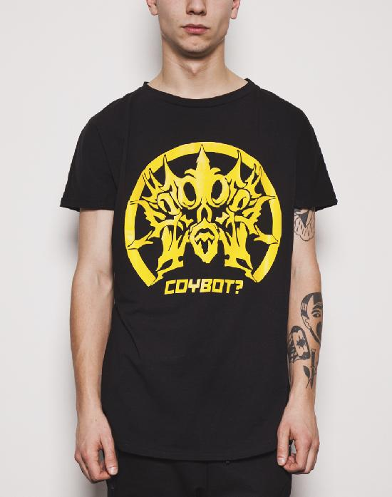 длинная SowHat футболка ВИРУС