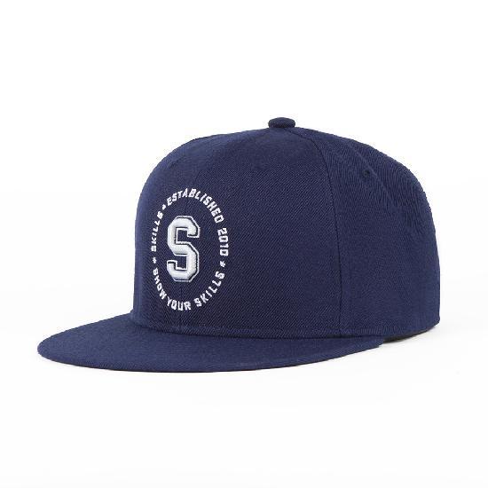 Бейсболка SKILLS 05 (Синий (Navy), O/S)