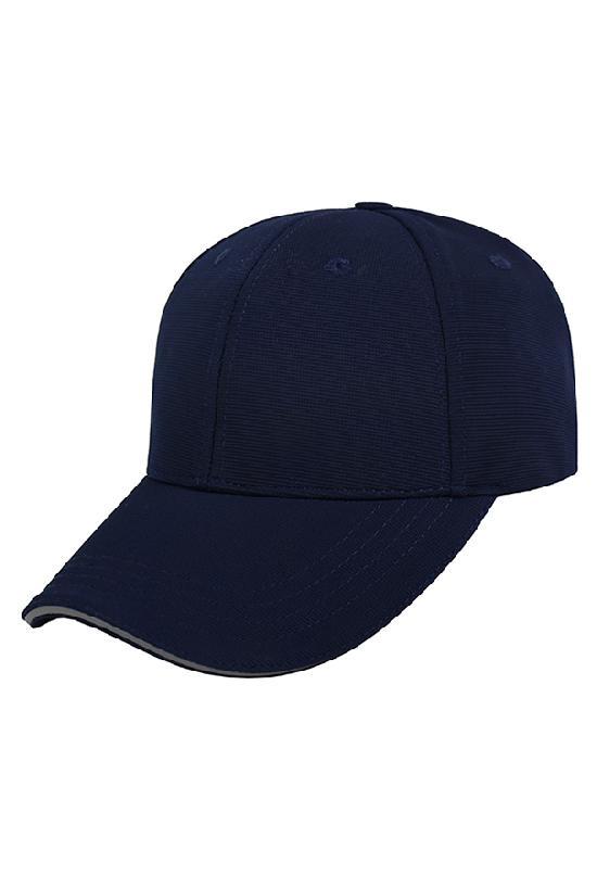 Бейсболка классическая / Your Number / 16009/ тёмно-синий
