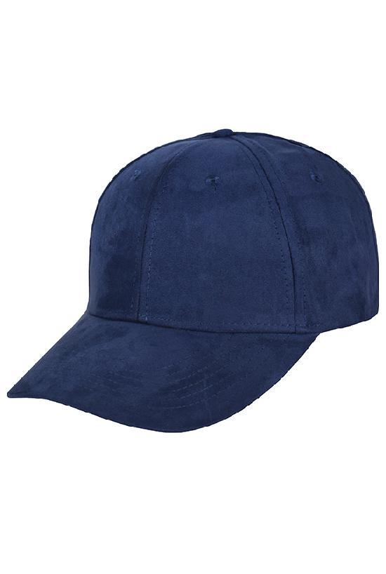 Бейсболка классическая / Your Number / 16014 / тёмно-синий