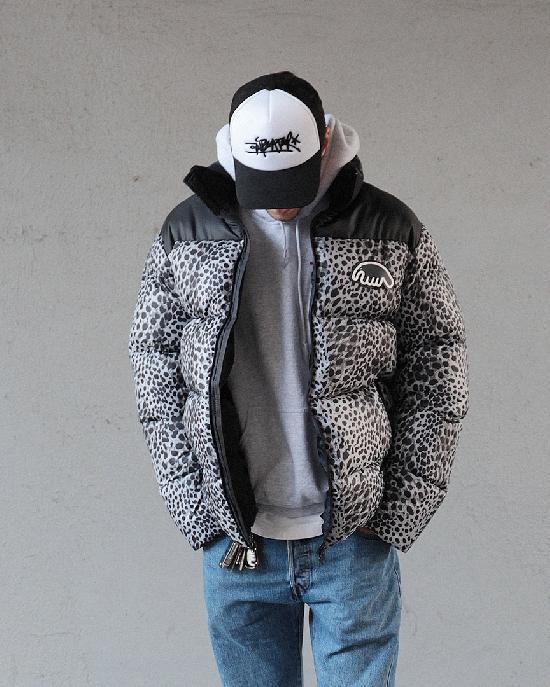 Куртка ANTEATER Downjacket-Leopard