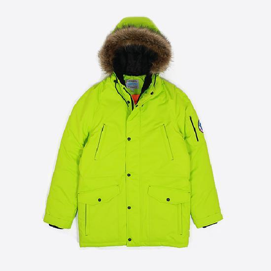 Куртка Anteater Alaska-lime