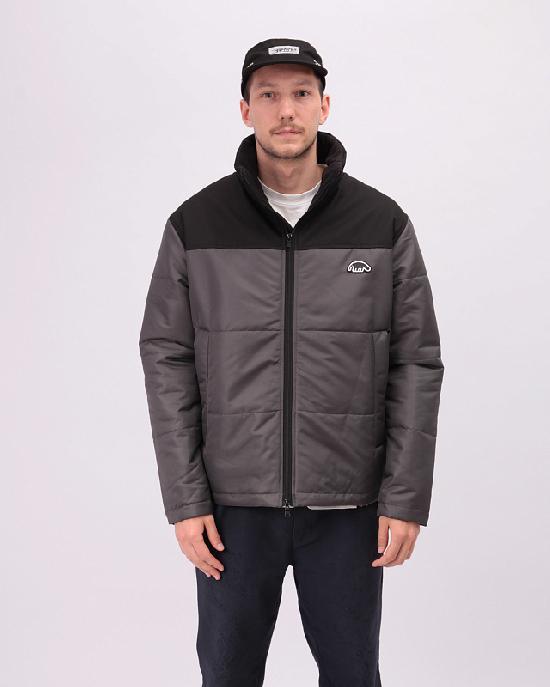 Куртка ANTEATER Downlight-Combo-Grey