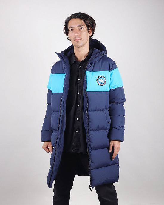 Куртка Anteater Downlong-combo_blue